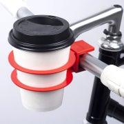Cup Holder Bookman Handlebars Clip on