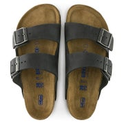 Sandales Birkenstock Arizona Oiled Leather Soft Footbed