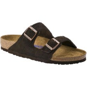 Sandalias Birkenstock Arizona Suede Soft Footbed