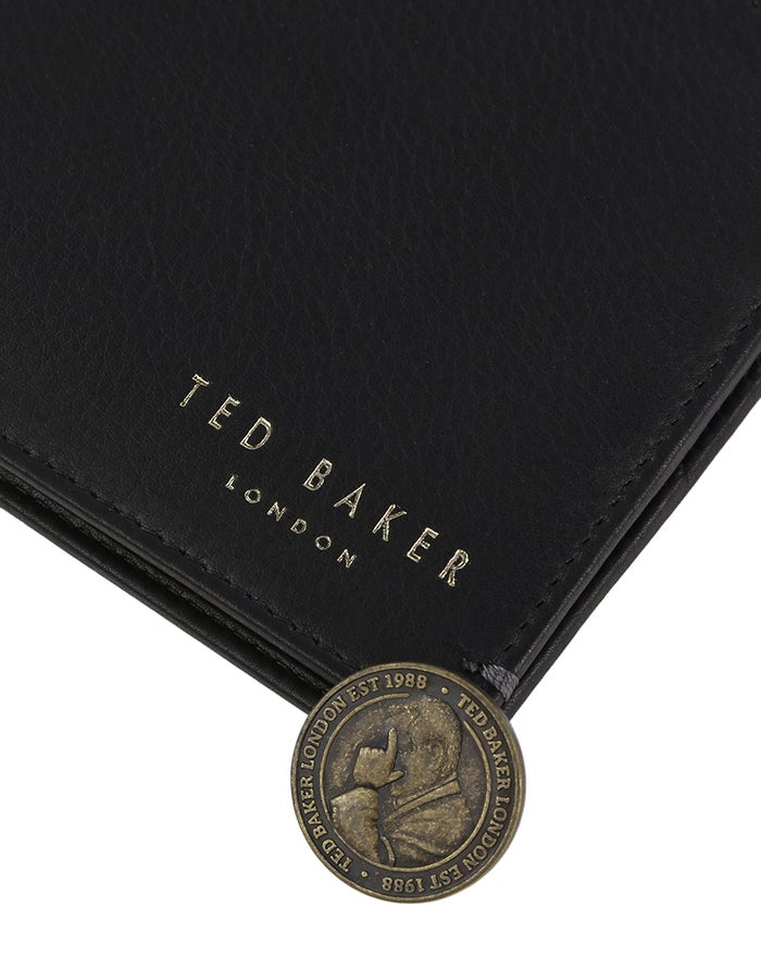 Ted Baker Antonys Bifold Leather Menn Lommebok