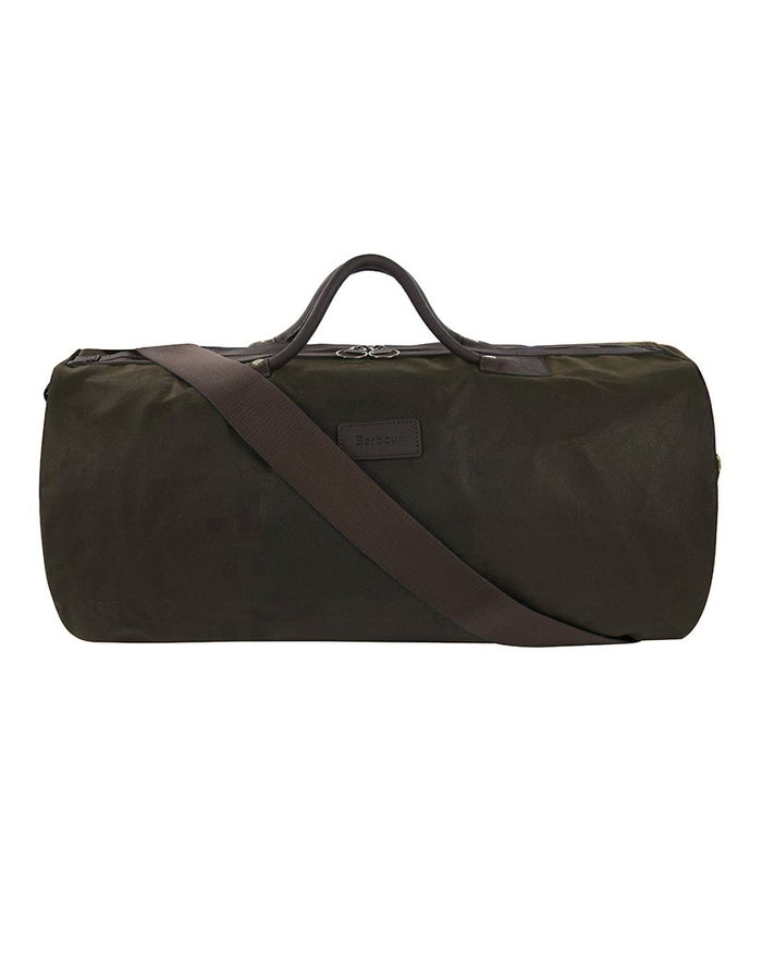716ae3b52 Barbour Wax Holdall Duffle Bag - Olive   Country Attire