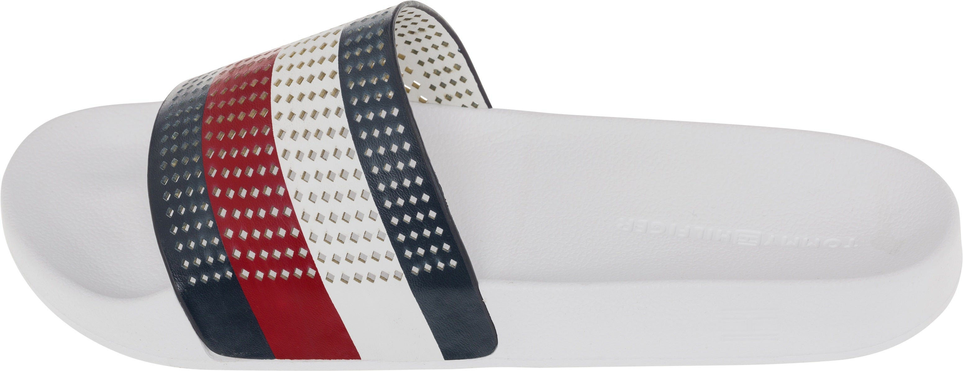 Tommy Hilfiger Perforated Pool Mens Sandály