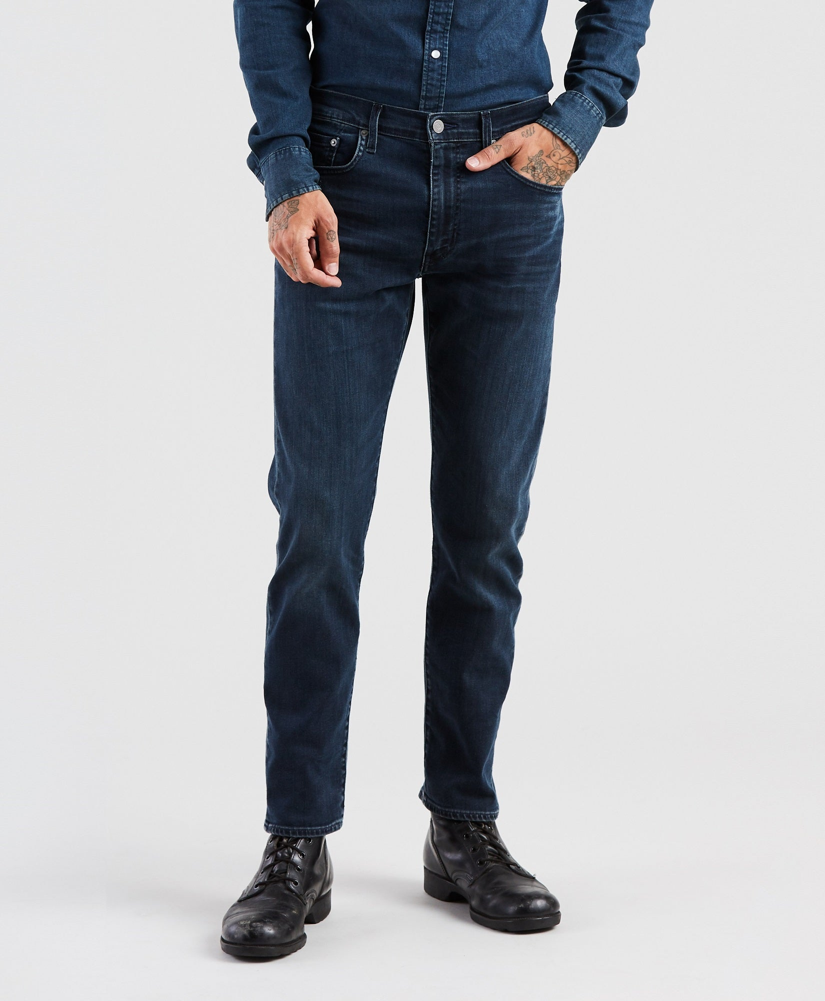 47647d14cb0 Levis 502 Regular Taper Jeans - Headed South | Country Attire
