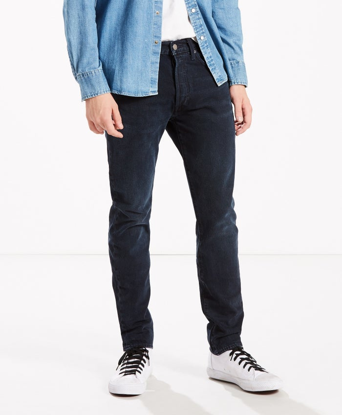 29878e49 Levis 501 Skinny Jeans - Dark Hours | Country Attire