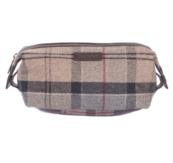 Barbour Tartan Women's Wash Bag