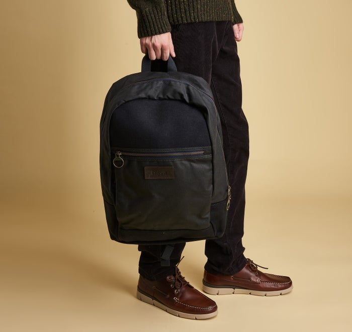 Barbour Carlton Nautical Backpack