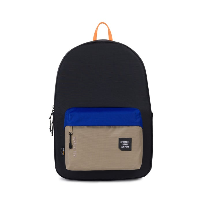f1cb78776 Herschel Rundle Backpack - Black/brindle/surf The Web | Country Attire