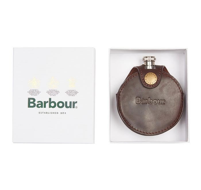 Frasco Barbour Round Hip