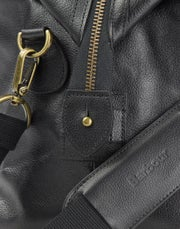 Barbour Leather Travel Explorer Duffelbag