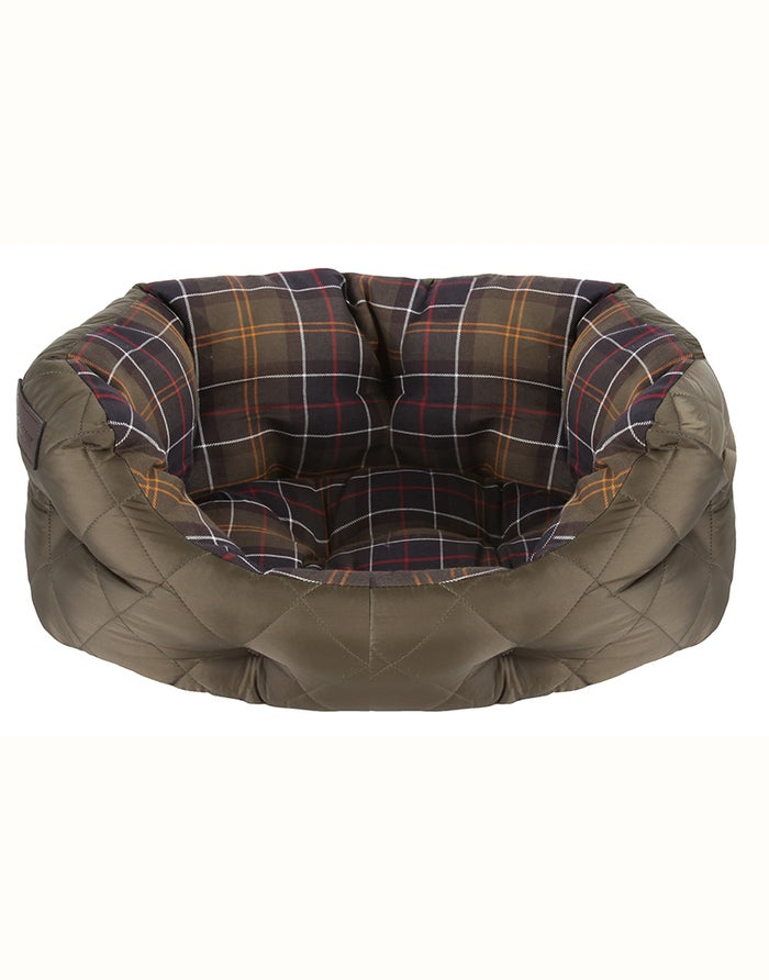 Barbour Quilted Small 18 inch Hundeseng