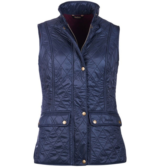 Barbour Wray Quilted Dame Kropsvarmer