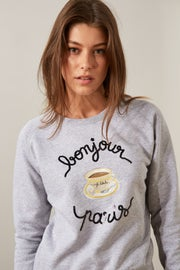 Maison Labiche Cafe Labiche Women's Sweater