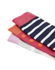 Joules Set Of Three Bamboo Fashion strømper
