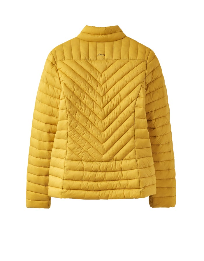 Joules Elodie Chevron Quilted , Jacka Dam