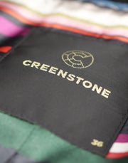 Creenstone Long Length Wool Dame Modejakke
