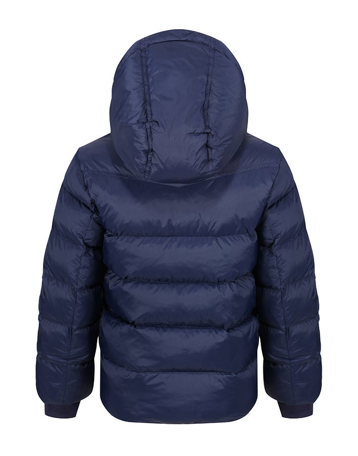 bb217a7e6a4 Gant The Alta Padded Boy's Jacket - Evening Blue | Country Attire