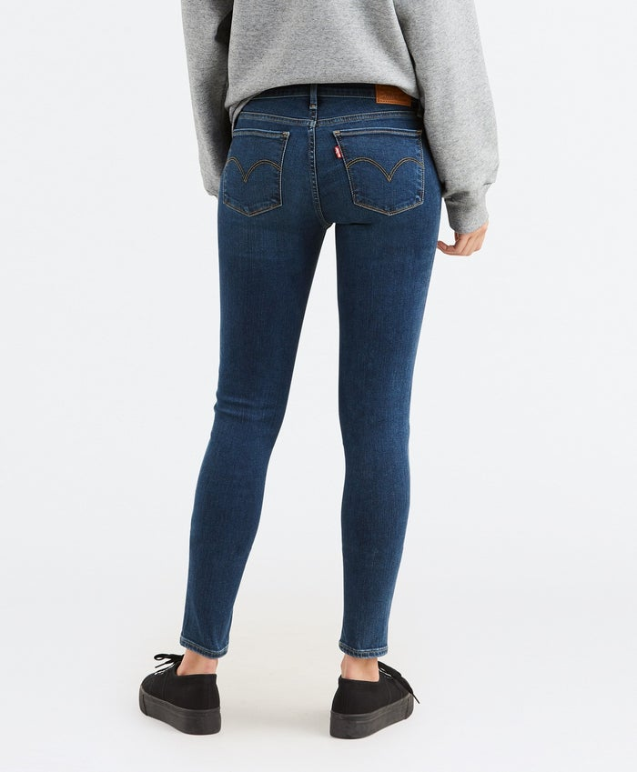 Levis Innovation Super Skinny Prestige Indigo Women's Jeans