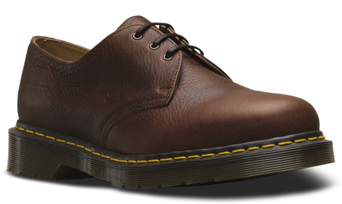 Dr Martens 1461 Crazy Horse Dress Shoes