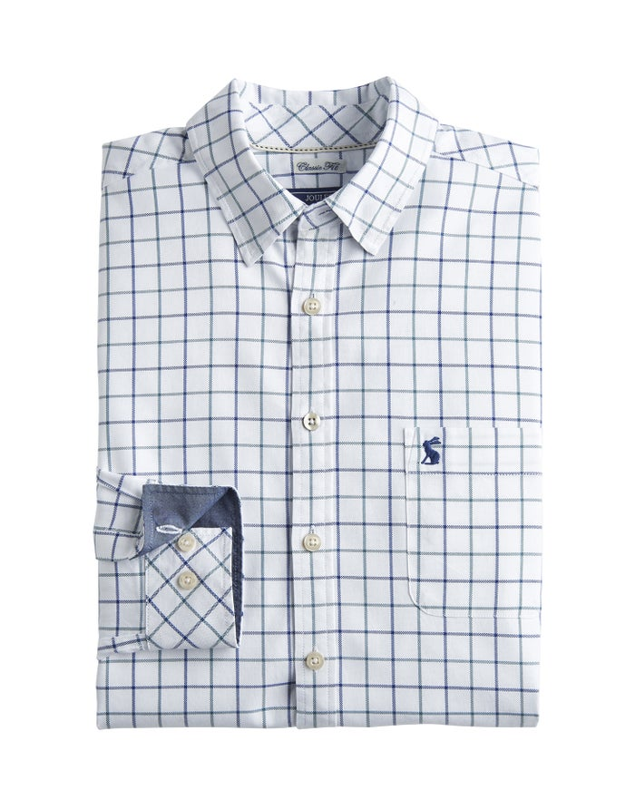 Joules Wilby Classic Fit Oxford Herren Hemd
