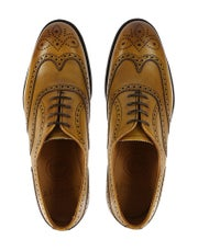 Cheaney Made in England Maisie Brogues Dress Shoes