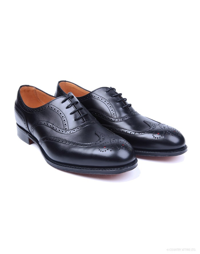 3fdc12604f8 Cheaney Made in England Maisie Brogues Dress Shoes