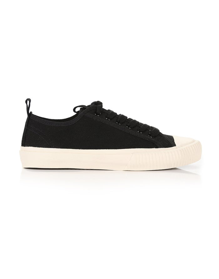 Grenson Low Top Canvas Women's Shoes