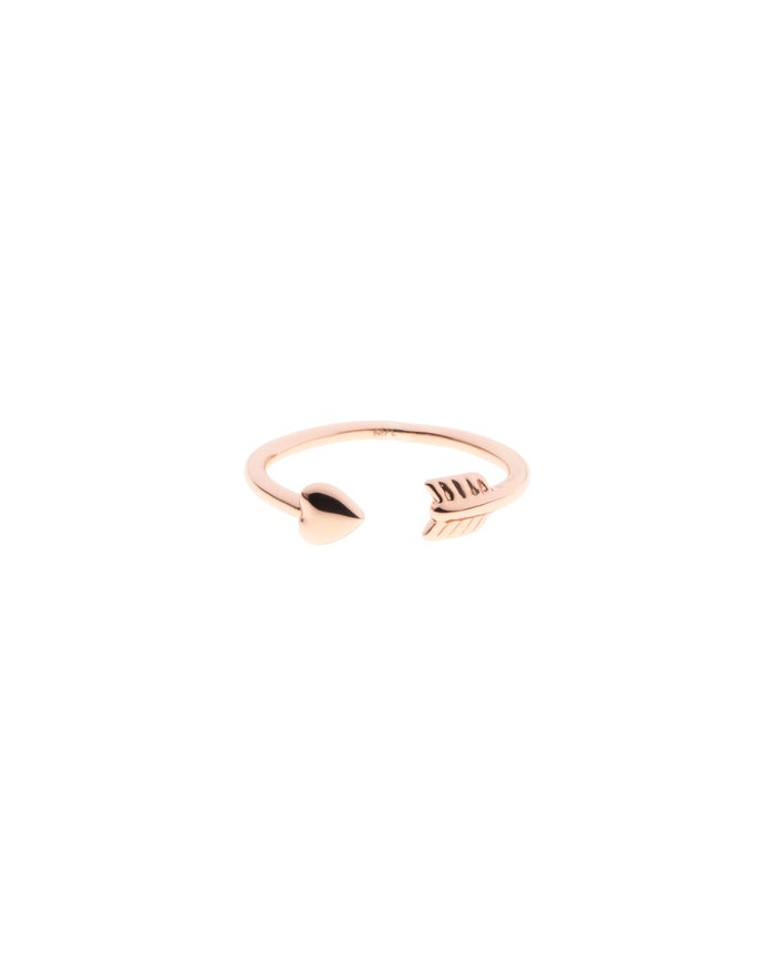 Ted Baker Cassea Cupid inchs Arrow Ring Women's Jewellery