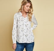 Barbour Faeroe Relaxed Fit Women's Shirt