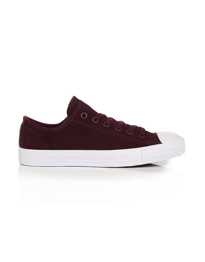 Converse Chuck Taylor All Star Plush Suede Sneakers Men's Shoes