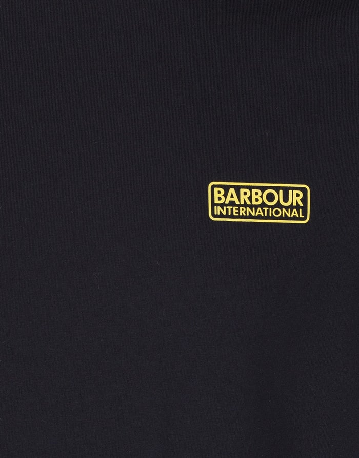 T-Shirt a Manica Corta Uomo Barbour International Small Logo
