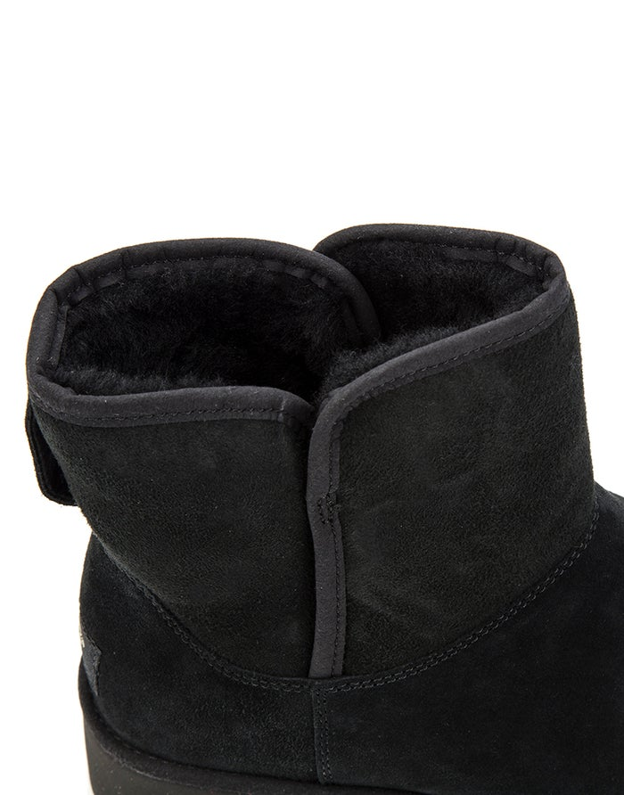 359ab922a13 UGG Kristin Classic Slim Wedge Women's Boots - Black | Country Attire