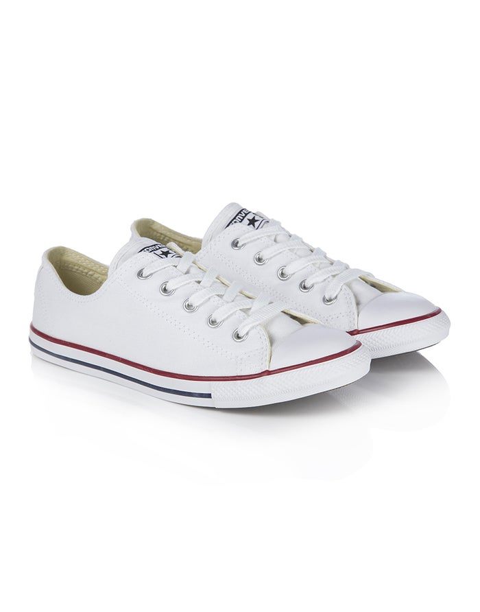 9e9fef3f10406 Converse Chuck Taylor All Stars Dainty Ox Women s Shoes