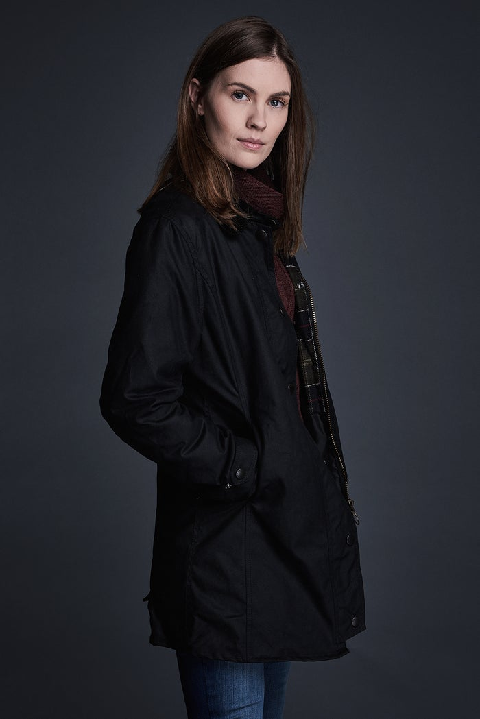Barbour Archive Collection Newmarket Women's Wax Jacket