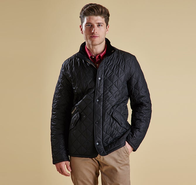 Barbour Chelsea Sportsquilt Men's Jacket