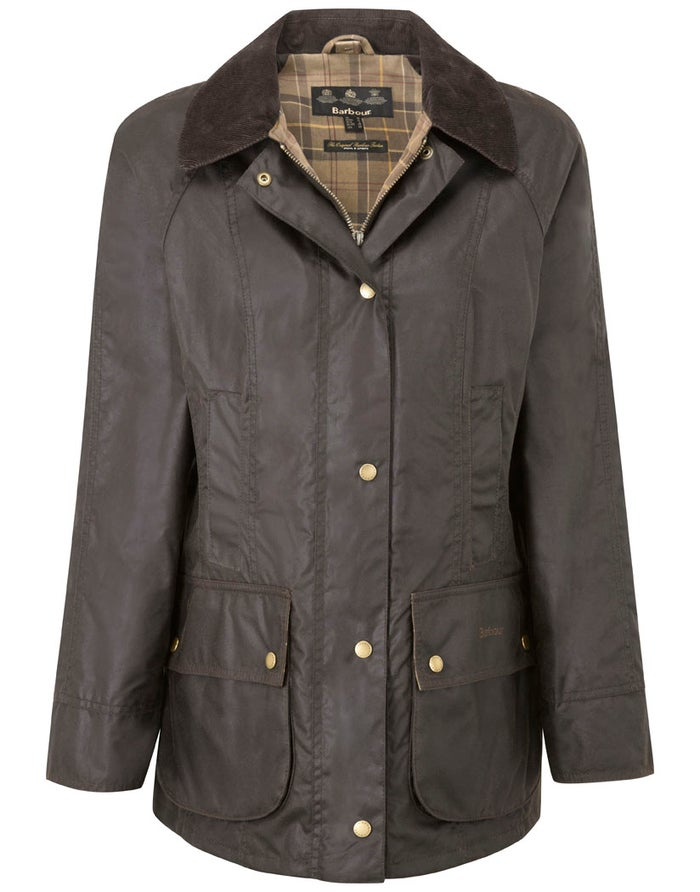 86744bc5b Barbour Beadnell Women's Wax Jacket - Rustic | Country Attire