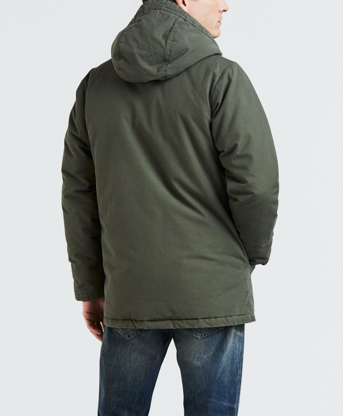 Levis Thermore Padded Parka Jacket