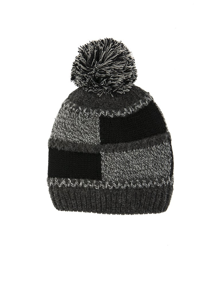 Dents Patch Work Dame Beanie
