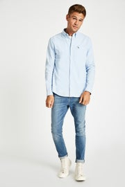 Jack Wills Wadsworth Plain Oxford Skjorte