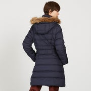 Aigle Rigdown Long Women's Down Jacket