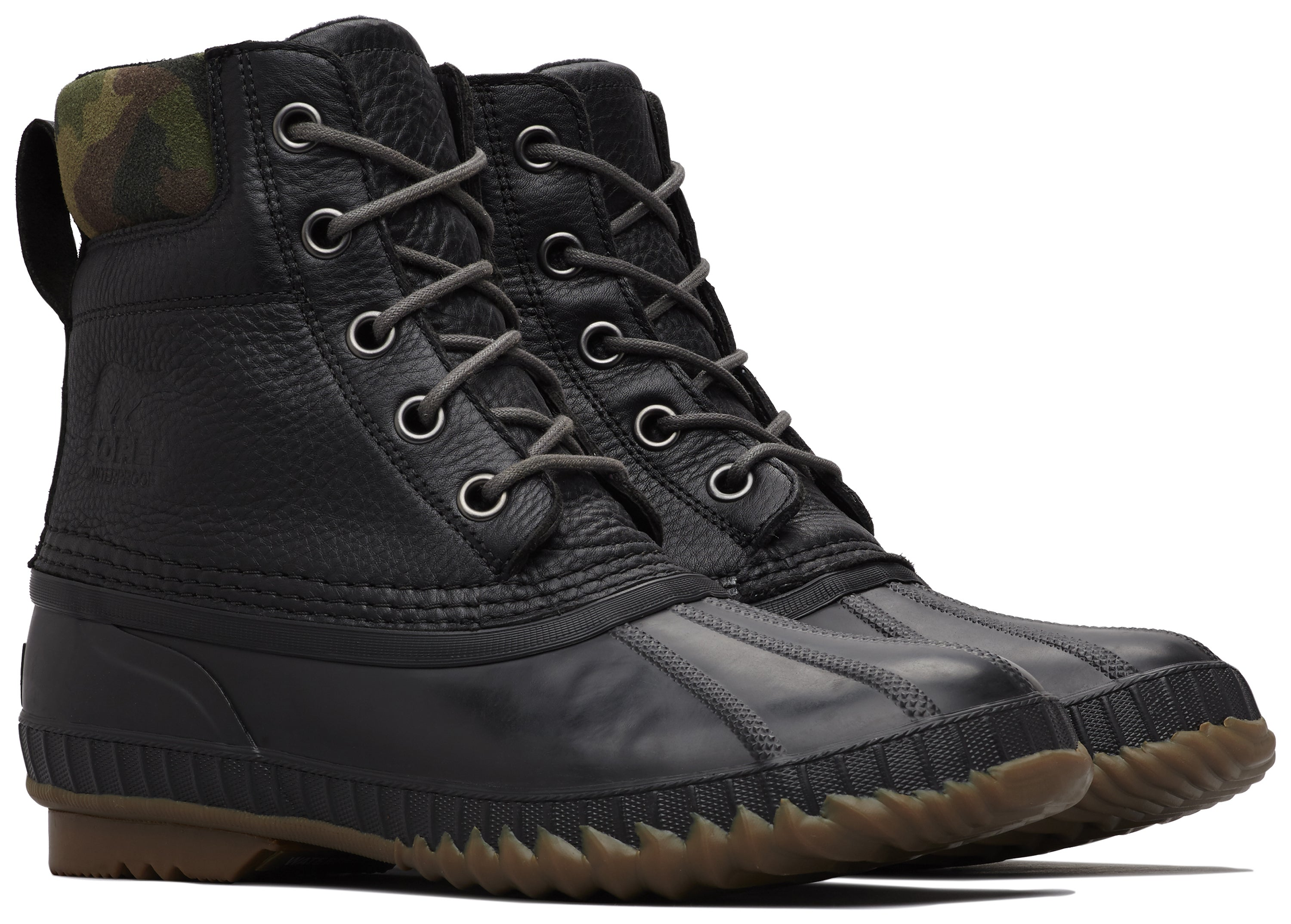 4f71e9f8c26 Sorel Cheyanne II Men's Boots - Black,alpine Tundra | Country Attire