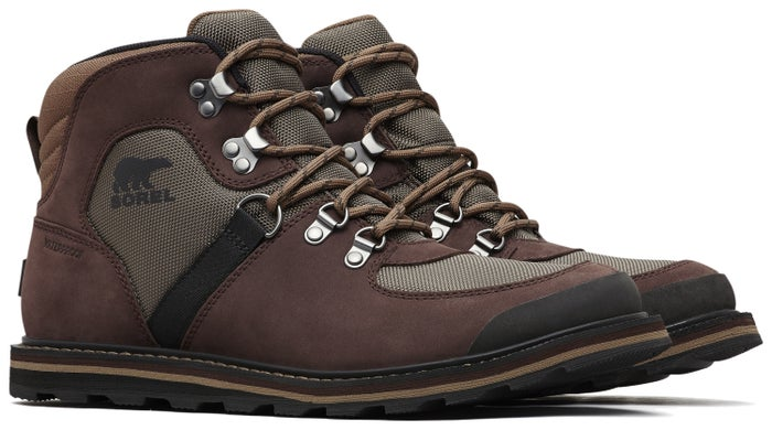 e2b85dbdd8b Sorel Madson Sport Hiker Boots - Mud | Country Attire