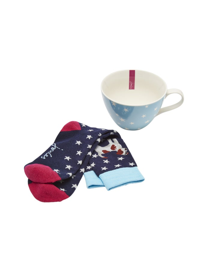 Meias Senhora Joules Mug and Bamboo