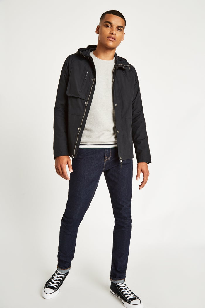 Jack Wills Dunnock Ripstop Jacket