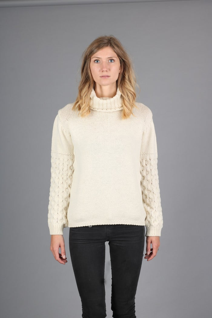 Peregrine Bell Sleeve Women's Sweater