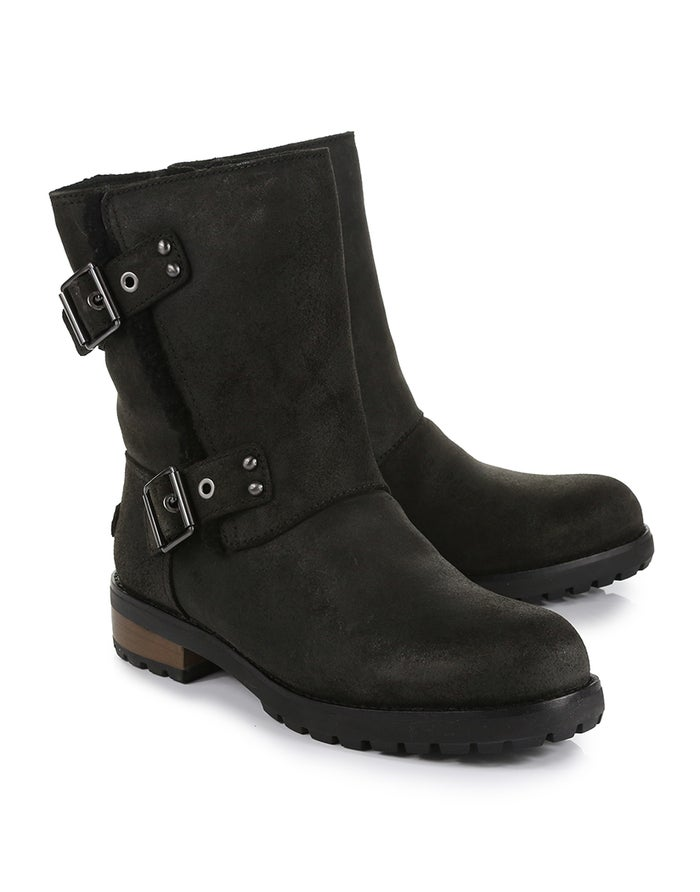edadea45ba4 UGG Niels Ii Women's Boots - Black | Country Attire