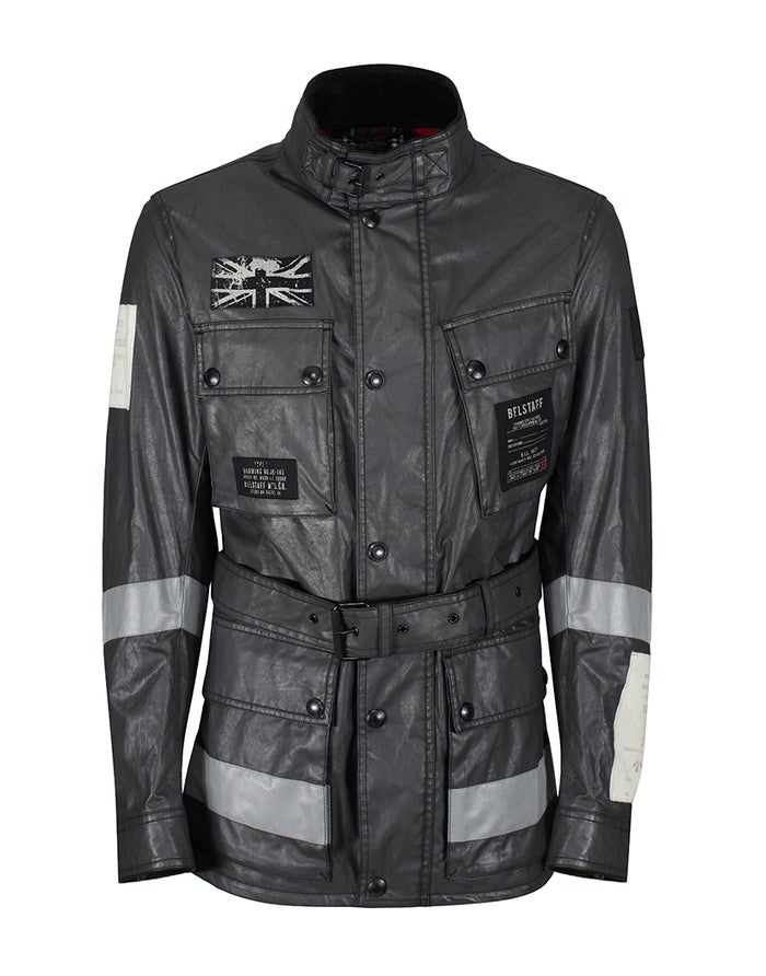 df341cc3d4 Belstaff Trialmaster 70th Anniversary Jacket - Black | Country Attire