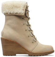 Sorel After Hours Lace Shearling Women's Boots