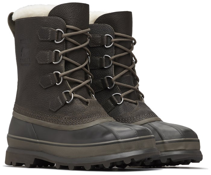 b8850bf08b536 Sorel Caribou WL Men's Boots - Quarry, Buffalo | Country Attire