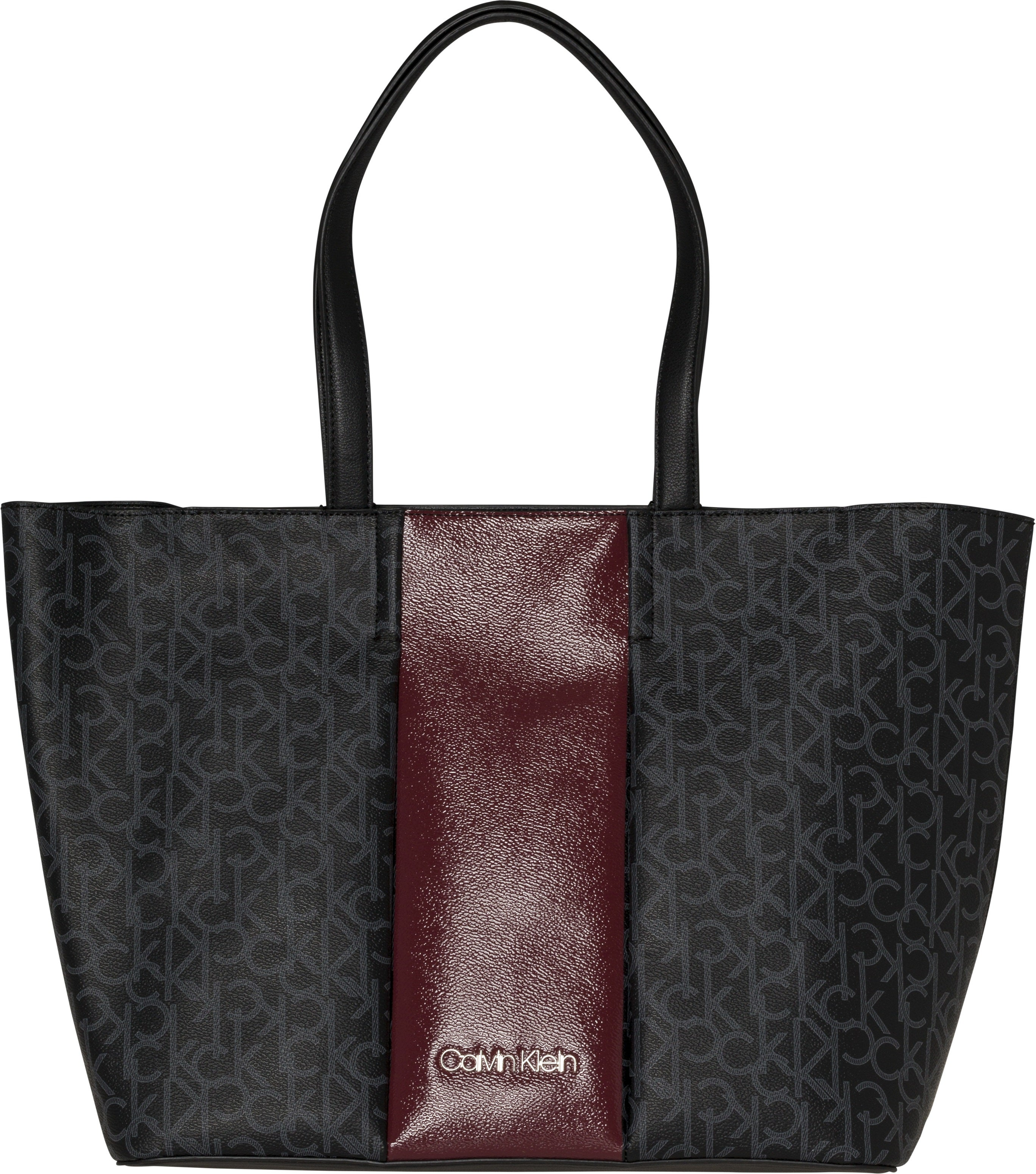 Calvin Klein Mono Block Shopper Bag