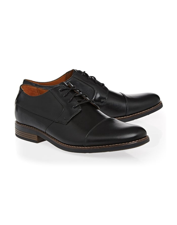 Clarks Becken Cap Dress Shoes